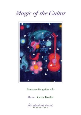 Victor Kozlov - Magic of the Guitar score cover